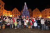 Advent 2009 in Český Krumlov, photo by: Lubor Mrázek