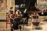 TRIO Thalia (piano trio) - Chamber Concert, 22.7.2015, International Music Festival Český Krumlov, source: Auviex s.r.o., photo by: Libor Sváček