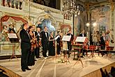 "Barocco sempre giovane - ""Concerti italiani"", 23.7.2015, International Music Festival Český Krumlov, source: Auviex s.r.o., photo by: Libor Sváček"