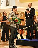 Pavel Šporcl (violin), Chamber Philharmonic Orchestra of South Bohemia, Jan Talich (conductor), 31.7.2015, International Music Festival Český Krumlov, source: Auviex s.r.o., photo by: Libor Sváček