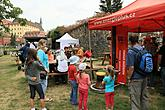 Children's Afternoon with the Rhythm of Energy, 2.8.2015, International Music Festival Český Krumlov, source: Auviex s.r.o., photo by: Libor Sváček