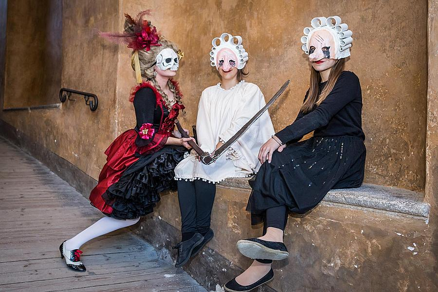 Baroque Night on the Český Krumlov Castle ® 29.6. and 30.6.2018