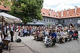 Schwarzenberg Guard Jazzband, Chamber Music Festival 1.7.2018, photo by: Lubor Mrázek