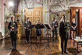 Belfiato quintet, Chamber Music Festival 5.7.2018, photo by: Lubor Mrázek