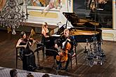 Kinsky Trio Prague, Chamber Music Festival 7.7.2018, photo by: Lubor Mrázek