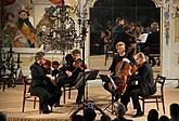 "Wihan Quartet – ""Tribute to L. Janáček"", International Music Festival Český Krumlov 25.7.2018, source: Auviex s.r.o., photo by: Libor Sváček"
