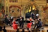 Francisextet, International Music Festival Český Krumlov 31.7.2018, source: Auviex s.r.o., photo by: Lubor Mrázek