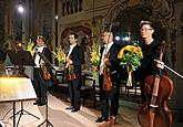 Concilium Musicum Wien, International Music Festival Český Krumlov 9.8.2018, source: Auviex s.r.o., photo by: Libor Sváček
