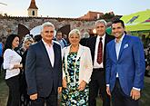 "Czech-Slovak Evening – celebration of 100th ""birthday"" of our state, International Music Festival Český Krumlov 11.8.2018, source: Auviex s.r.o., photo by: Libor Sváček"