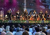 Take 6 /American vocal sextet/ – modern gospel with jazz, soul, funk, R&B and pop North Czech Philharmonic Teplice, 20.7.2019, International Music Festival Český Krumlov 11.8.2018, photo by: Libor Sváček