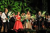 Closing gala concert: The best of world opera, 10.8.2019, International Music Festival Český Krumlov, photo by: Libor Sváček