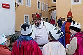 Three Kings in Český Krumlov 6.1.2020, photo by: Lubor Mrázek