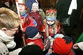 Advent 2007 in Český Krumlov in pictures, photo by: © 2007 Lubor Mrázek