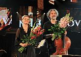 Jiří Bárta (violoncello), Terezie Fialová (piano), Castle Riding hall, International Music Festival Český Krumlov, 23.9.2020, source: Auviex s.r.o., photo by: Libor Sváček