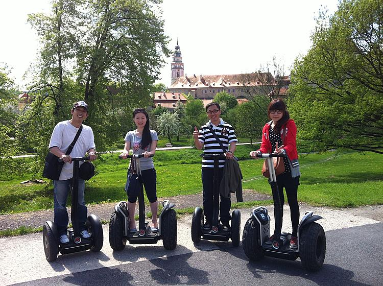 G-Power - Segway Tour - N.1