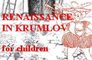 Renaissance in Krumlov - brochure for children